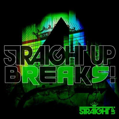 VA - STRAIGHT UP BREAKS! VOL. 1 [LP] 2011