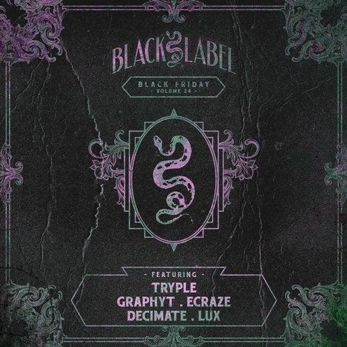 BLACK FRIDAY VOL. 24 (EP) 2018