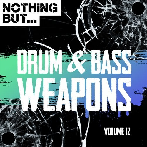 NOTHING BUT DRUM & BASS WEAPONS VOL 12 2019 [LP]