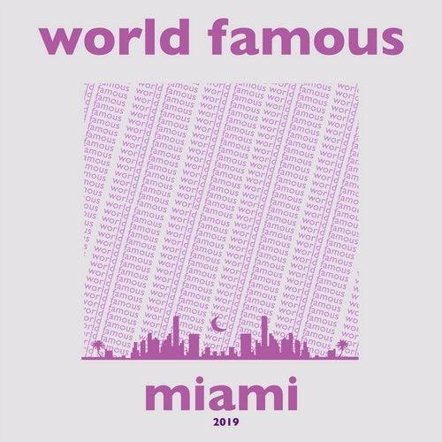 Botnek - World Famous Miami 2019 (LP) 2019