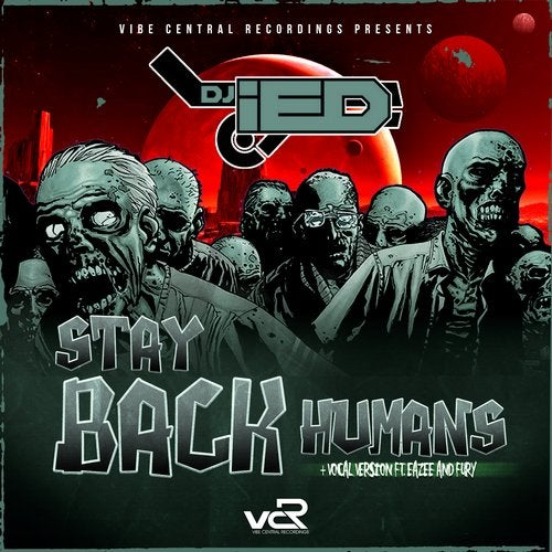IED - Stay Back Humans 2019 [EP]