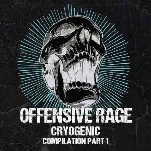 Cryogenic - Offensive Rage (LP) 2019