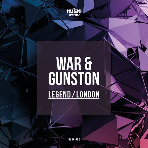 War & Gunston - Legend / London EP