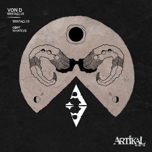 Von D - Obstacles EP