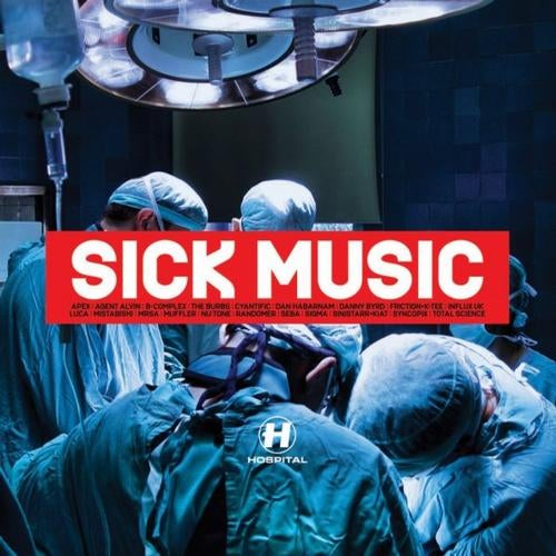 SICK MUSIC 1 2009 [LP]