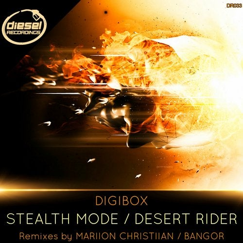 Digibox - Stealth Mode / Desert Rider (EP) 2019