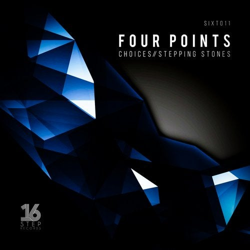 Four Points - Choices / Stepping Stones 2019 (EP)