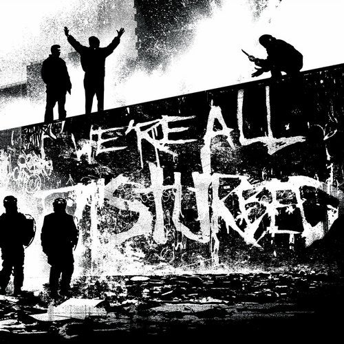 Response / Pliskin - We're All Disturbed 2019 (EP)