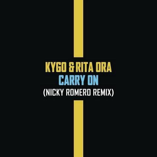 Rita Ora, Kygo - Carry On (Nicky Romero Remix) [Palm Tree