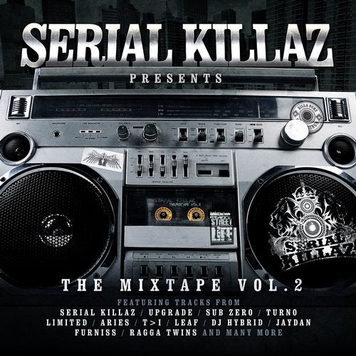 Gar head shot (from da n. O. To tha u. K. ) mixtape mixed by dj.