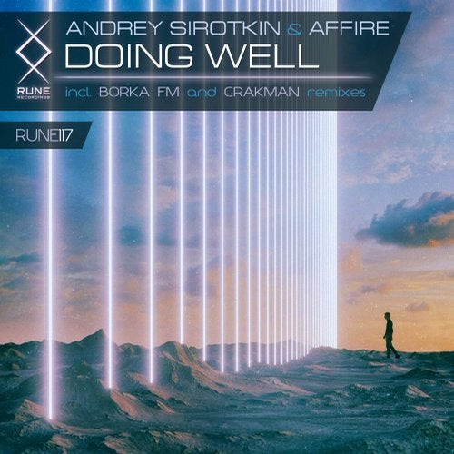 Andrey Sirotkin + Affire - Doing Well 2019 (EP)