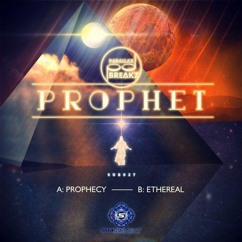 Parallax Breakz - Prophet (EP) 2019