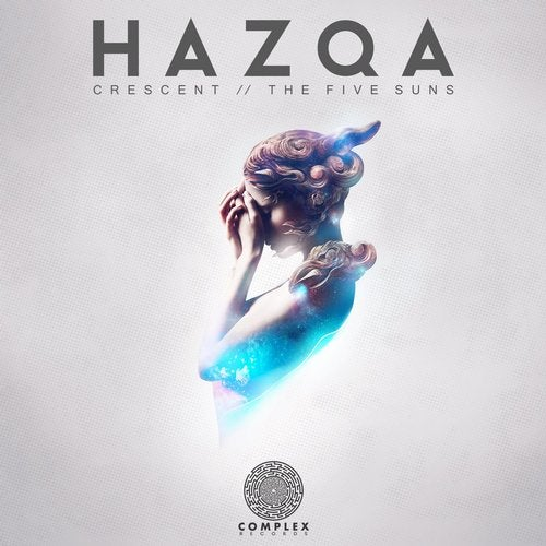 Hazqa — Crescent / The Five Suns [EP] 2018