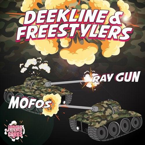 Deekline & Freestylers — Ray Gun / MOFOS [EP] 2018