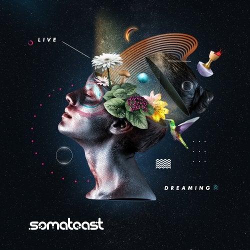 Somatoast - Live Dreaming (LP) 2019