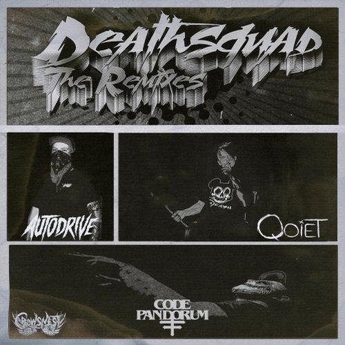 Deathsquad (Code Pandorum, Autodrive, Qoiet) - Deathsquad Remixes (EP) 2019