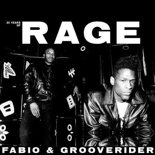 Fabio & Grooverider - 30 Years Of Rage Part 1 & 2 2019 [LP]