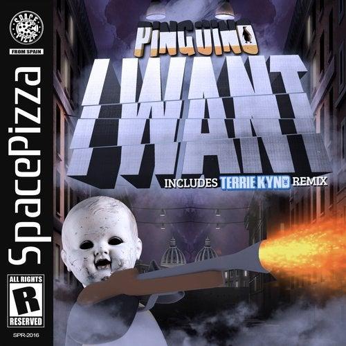 Pinguino - I Want (EP) 2019