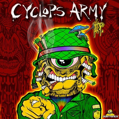 Subtronics - Cyclops Army 2019 [EP]
