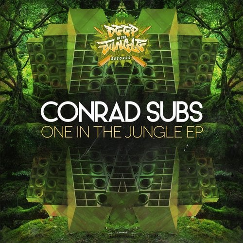 Conrad Subs - One In The Jungle 2018 [EP]