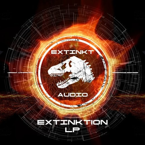 VA — THE EXTINKTION (LP) 2018