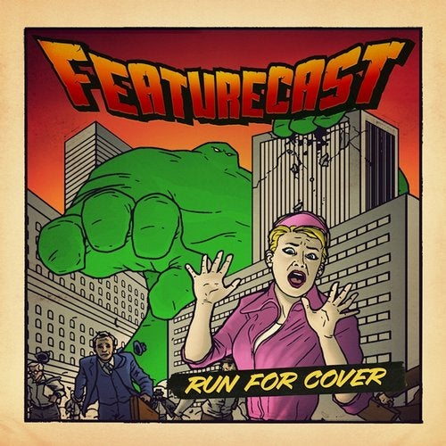 Featurecast - Run For Cover Remixes, Vol. 1 (EP) 2012