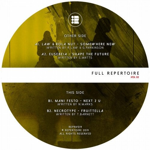 VA - Full Repertoire Volume 2 2019 [EP]