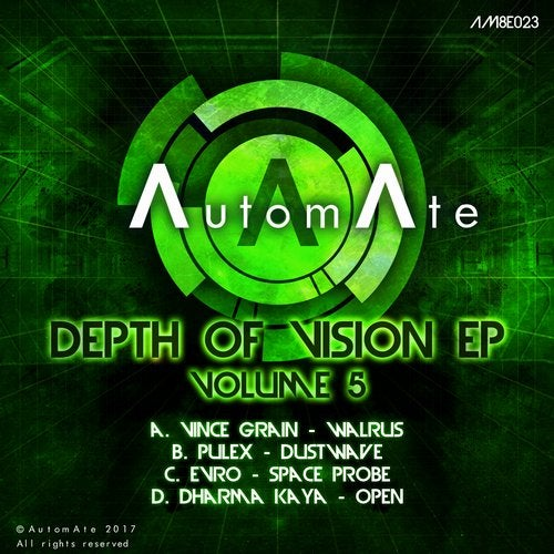 VA — DEPTH OF VISION VOL.5 (AUTOMATE) [EP] 2018