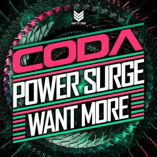 Coda — Power Surge / Want More [EP] 2018