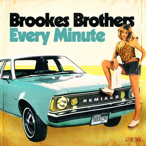 Brookes Brothers — Every Minute (Remixes) [EP] 2018