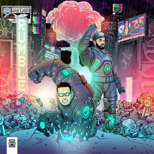 Crissy Criss + Heist - Rumble 2019 [Single]