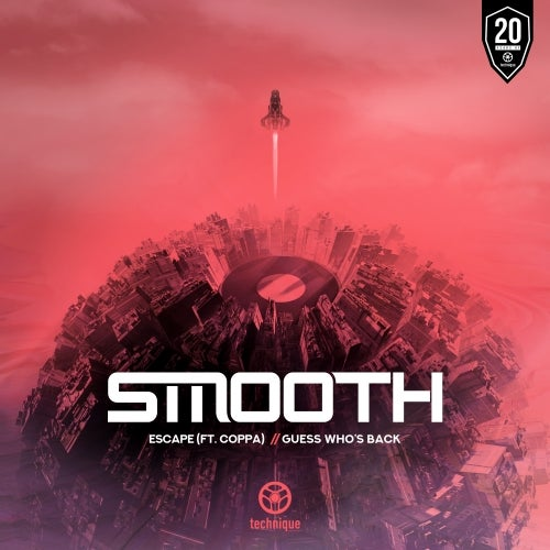Smooth - Escape / Guess Who's Back (EP) 2019