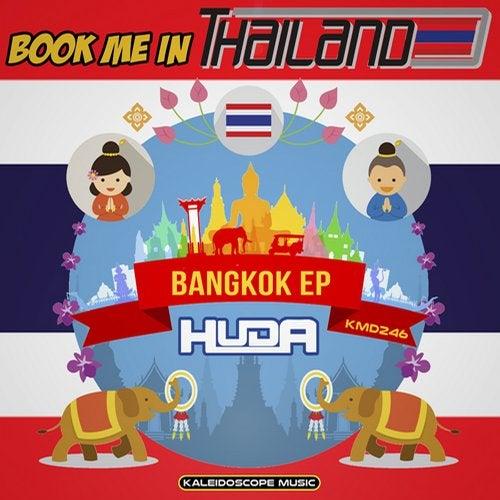 Huda Hudia - Book Me In Thailand [EP] 2018