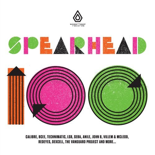 VA - SPEARHEAD 100 2019 [LP]