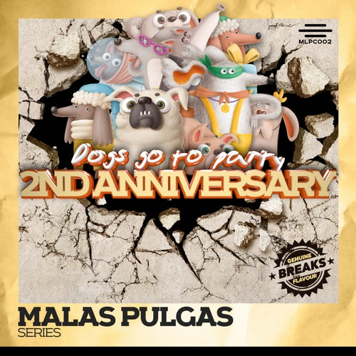 Download VA - Dogs Go To The Party - 2nd Anniversary (MLPC002) mp3