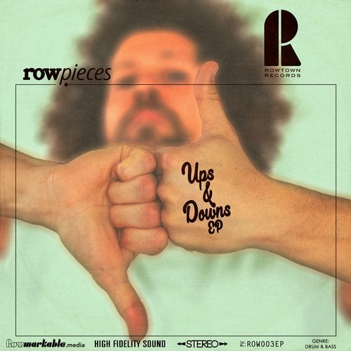 Rowpieces - Ups & Downs 2019 [EP]
