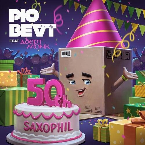 Pio Beat - Saxophil (EP) 2018