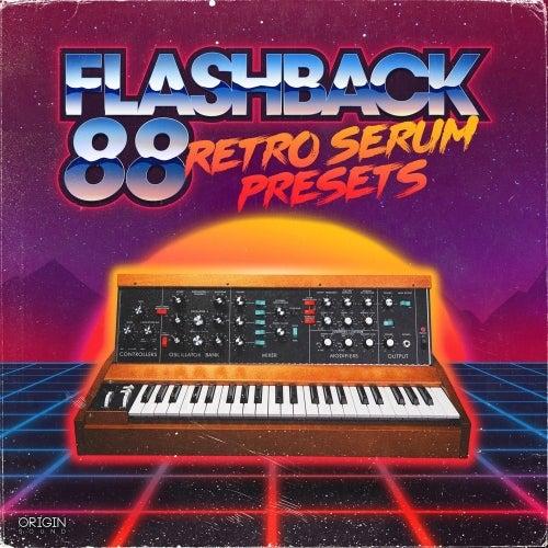 Flashback 88 - Retro Serum Presets [Origin Sound]