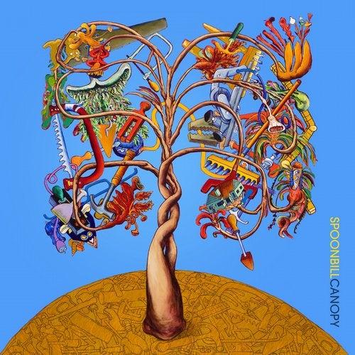 Spoonbill - Canopy 2019 [LP]