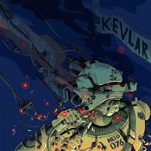 Kevlar — Operation Citadel (EP) 2018