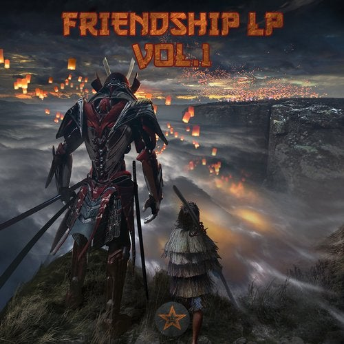 VA — FRIENDSHIP LP (VOL. 1) (LP) 2019