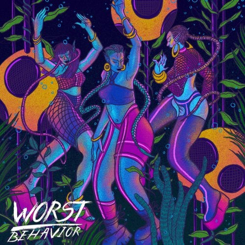 VA - WORST BEHAVIOR VOL. 2 2019 [LP]