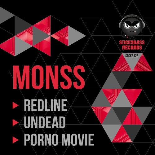 Monss - Redline / Undead / Porno Movie [EP] 2018