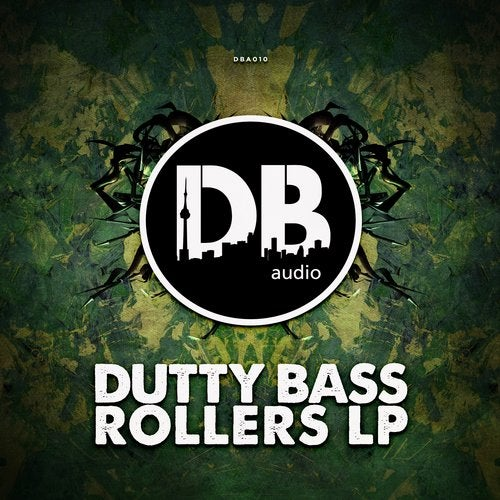 VA — DUTTY BASS ROLLERS (DUTTY BASS AUDIO) (LP) 2018