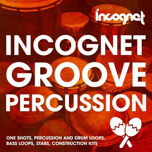 Incognet Groove Percussion [Incognet]
