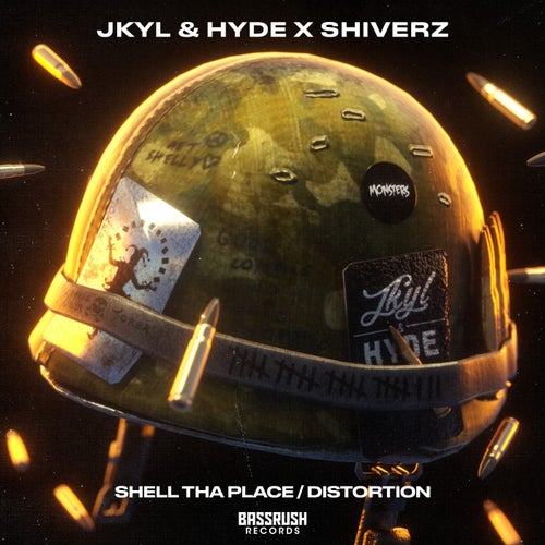 Download Jkyl & Hyde - Shell Tha Place / Distortion (BR110) mp3