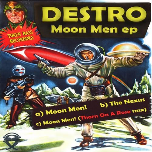 Destro - The Nexus (Original Mix) [JungleXpeditions] :: Beatport