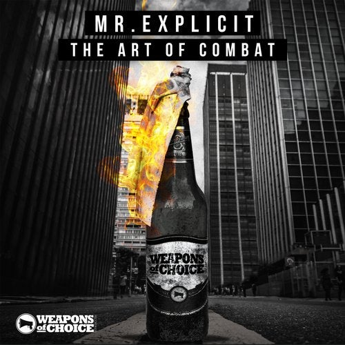 Mr Explicit - The Art Of Combat [EP] 2017
