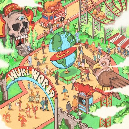 Download Wuki - WukiWorld (Album) [HR028] mp3