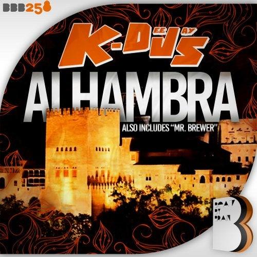 K-Deejays - Alhambra [EP] 2018